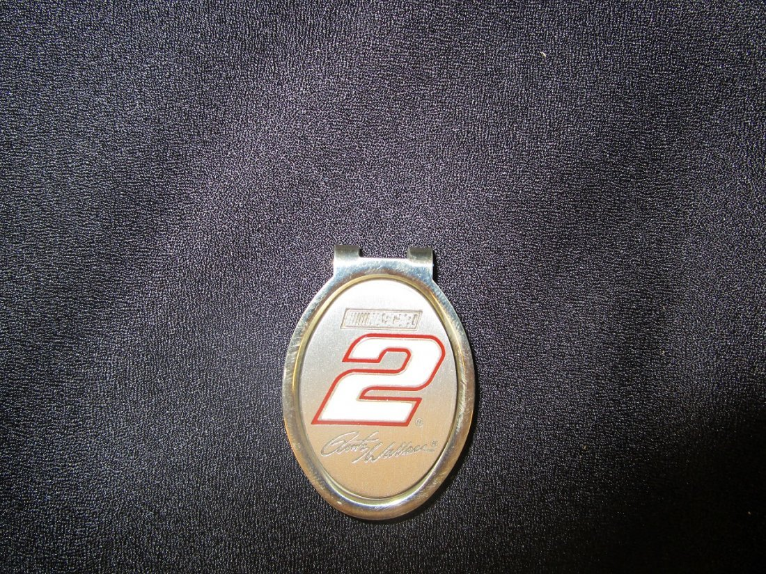 Rusty Wallace #2 Money Clip