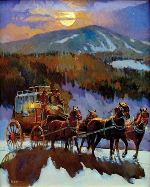 "22: Sheryl Bodily ""Night Journey"""