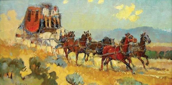 "20: Sheryl Bodily ""Stagecoach"""