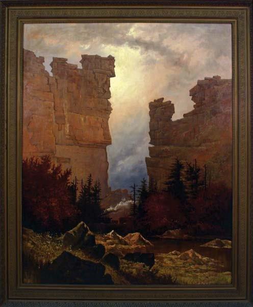 462: Alfred Lambourne (1850-1926)