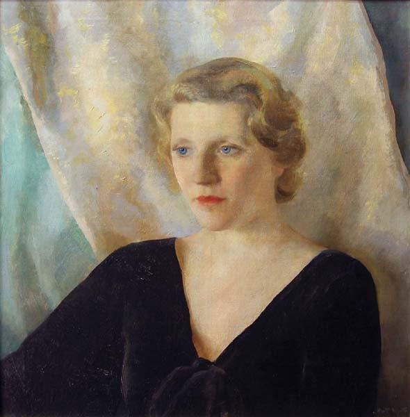430: Henriette Wyeth (1907-1997)