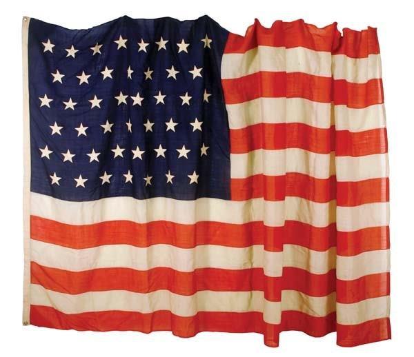 309: 45 Star American Flag