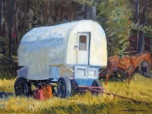 Mel Fillerup) 12 x 16 Oil Painting