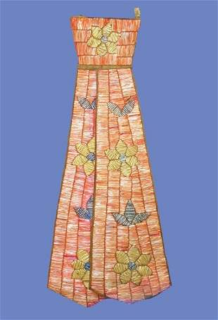 Sioux Fully-quilled Tie