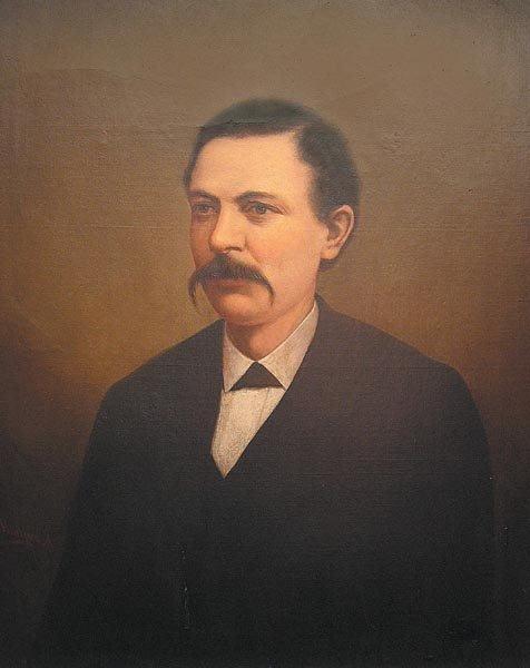 531: Charles Highgood 29 x 25 Oil on Canvas