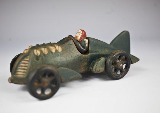 hubey race car