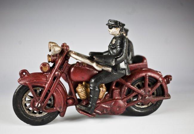 Xonex- police motorcycle