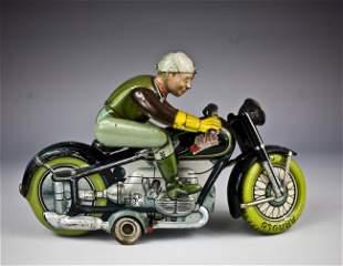 Arnold motocycle