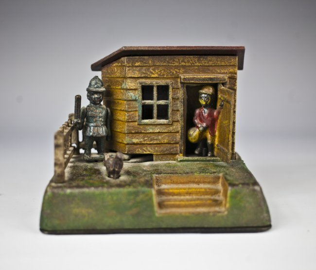 Uncle Remus Mechanical Bank