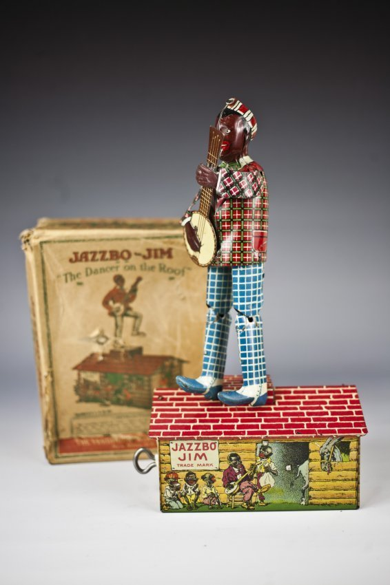 BOXED JAZZBO JIM
