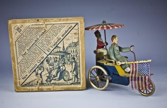 LEHMANN NEW CENTURY CYCLE WITH ORIGINAL BOX