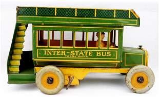 STRAUSS INTERSTATE DOUBLE DECKER BUS