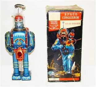 SPACE CONQUEROR. original BOXED