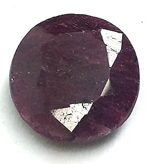CERTIFIED LARGE NATURAL RED RUBY 48.60.CTS.