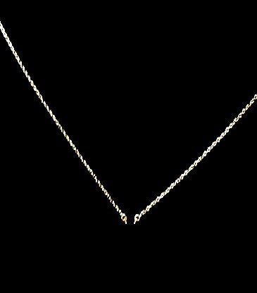 TIFFANY & CO 18K YELLOW GOLD DIAMOND AND PEARL NECKLACE