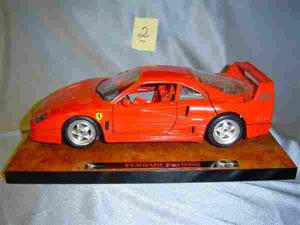 Bburago 1987 Ferrari F40
