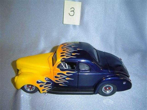 3: Danbury Mint 1940 Ford Hot Rod