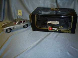 Bburago 1954 Mercedes Benz 300 SL