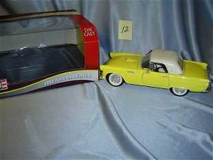 Revell 1955 Ford Thunderbird