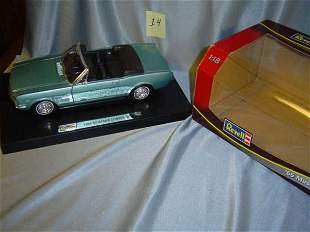 Revell 1965 Ford Mustang Convertible
