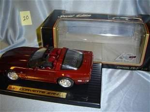 Maisto 1993 Special Edition Corvette ZR-1