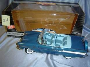 American Muscle Car - 1957 Chevy BelAir