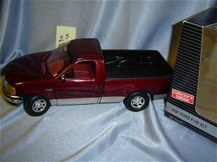 American Muscle Car - 1997 Ford F-150 XLT