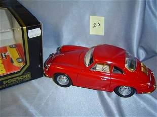 Bburago 1961 Porsche 356B Cabriolet