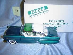 Danbury Mint 1955 Ford Crown Victoria Custom