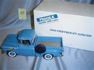 Danbury Mint 1958 Chevy Apache Pickup