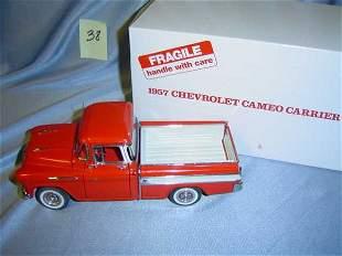 Danbury Mint 1957 Chevy Cameo Pickup
