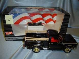 American Muscle 1978 Dodge Warlock Pickup