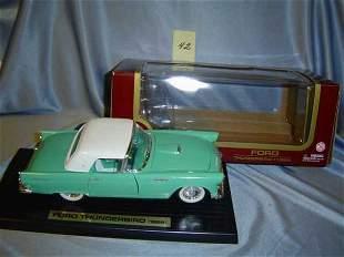 Road Legends 1955 Ford Thunderbird