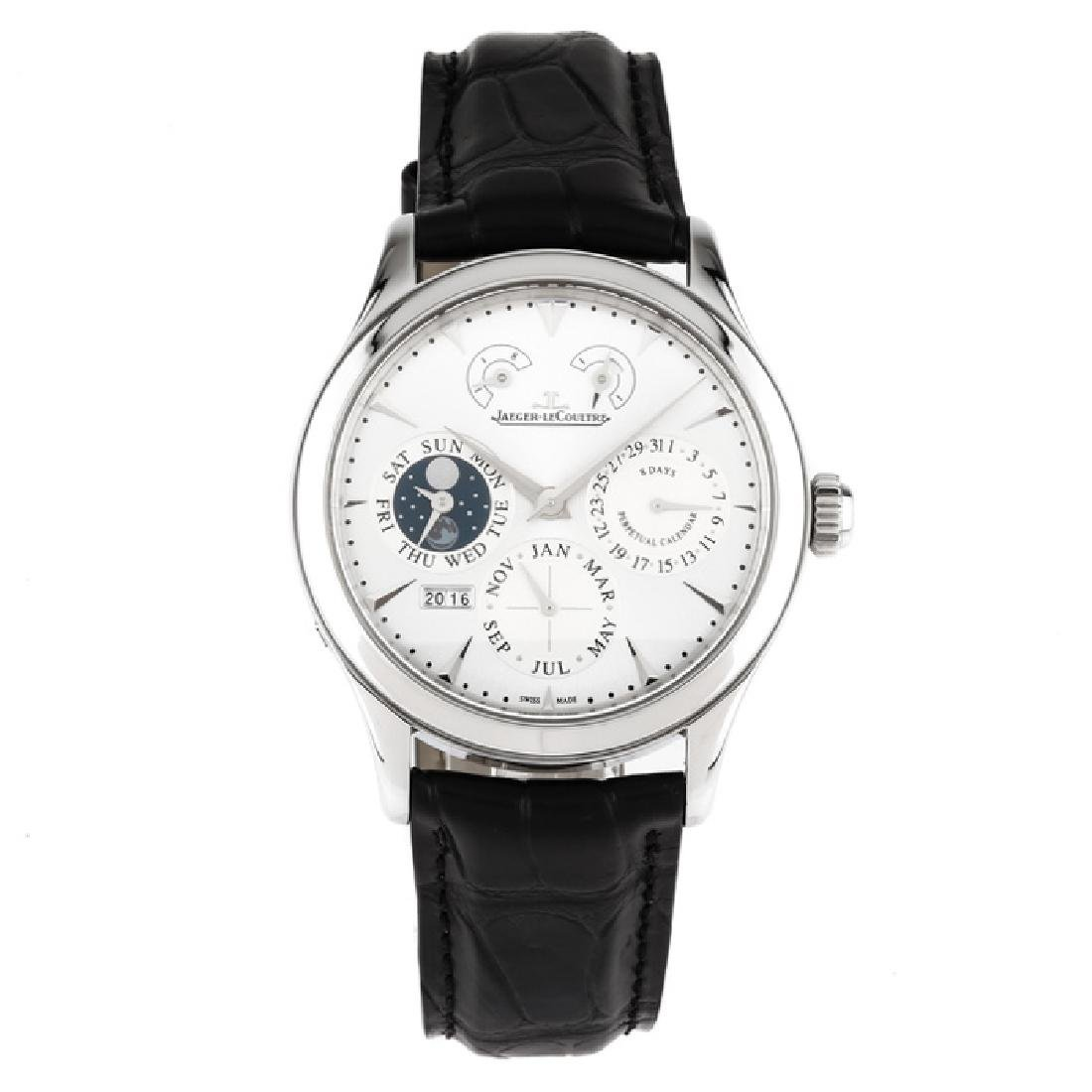 Jaeger LeCoultre Master Eight Day Perpetual Q1618420