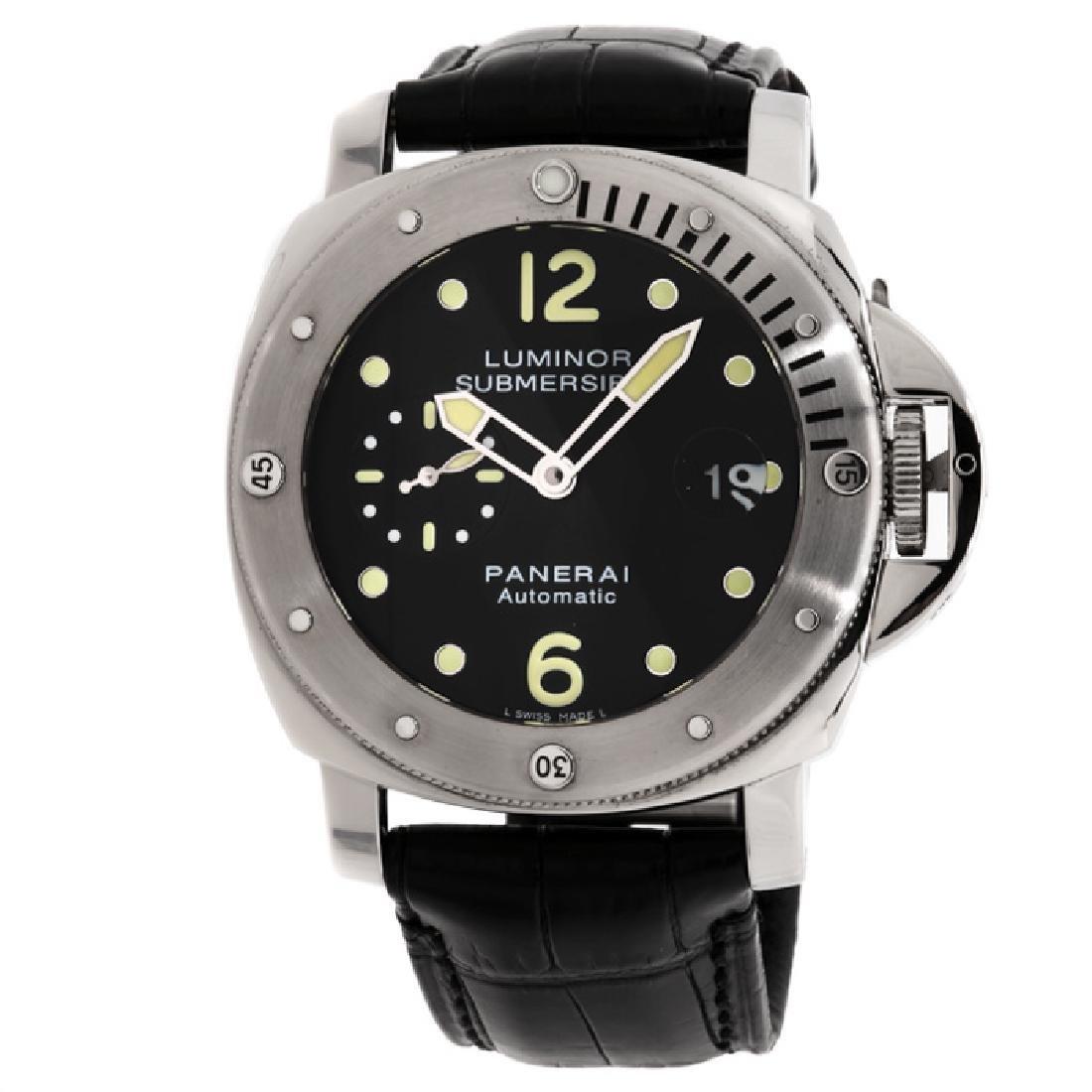 Panerai Luminor Submersible PAM 24