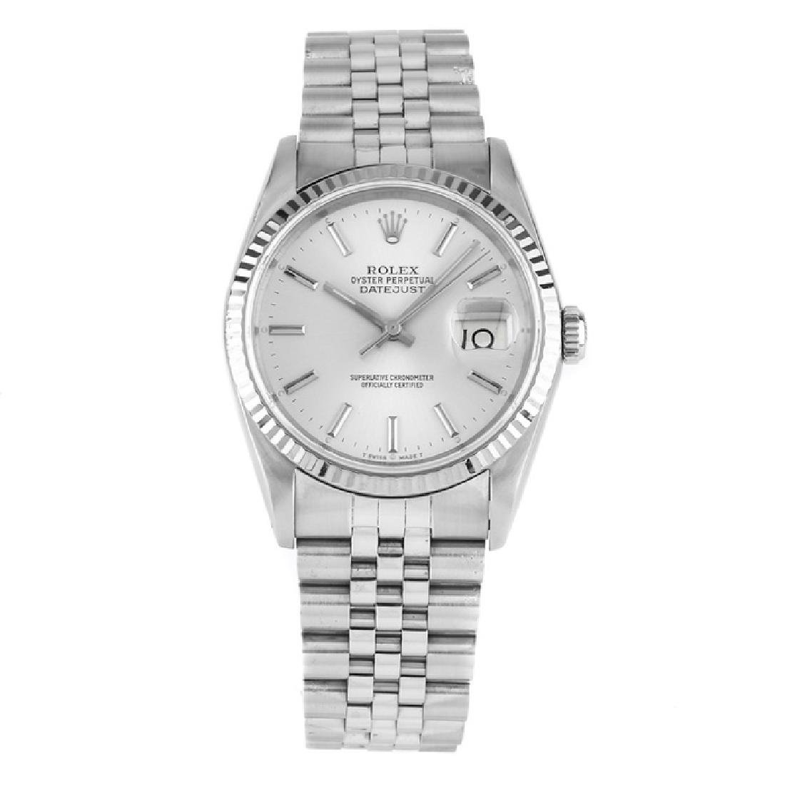 Rolex Oyster Perpetual Datejust 16234
