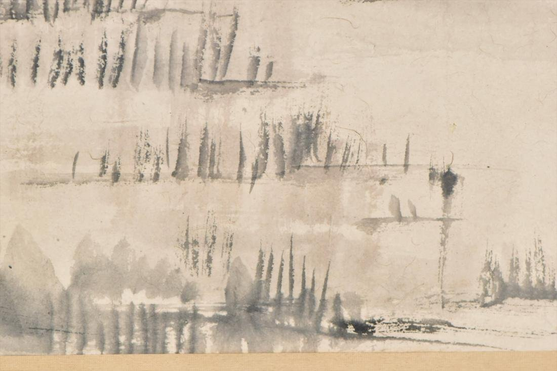 XUBEIHONG, FRAMED PAINTING 'TWO GALLOPING HORSES', 1943 - 13
