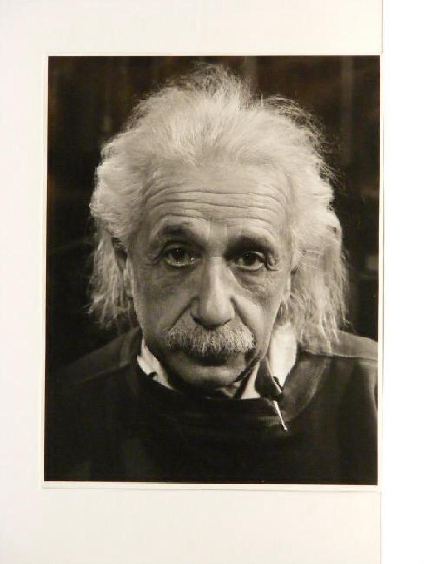 EINSTEIN 1947 ORIGINAL PHOTOGRAPH, PHILLIPE HALSMAN