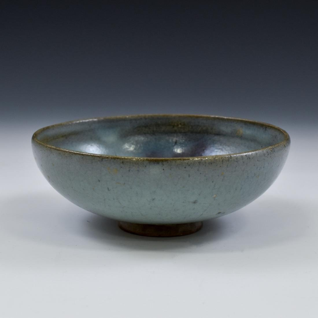 YUAN DYNASTY JUN WARE TEA BOWL - 2