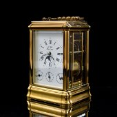 L' Epee Carriage Clock