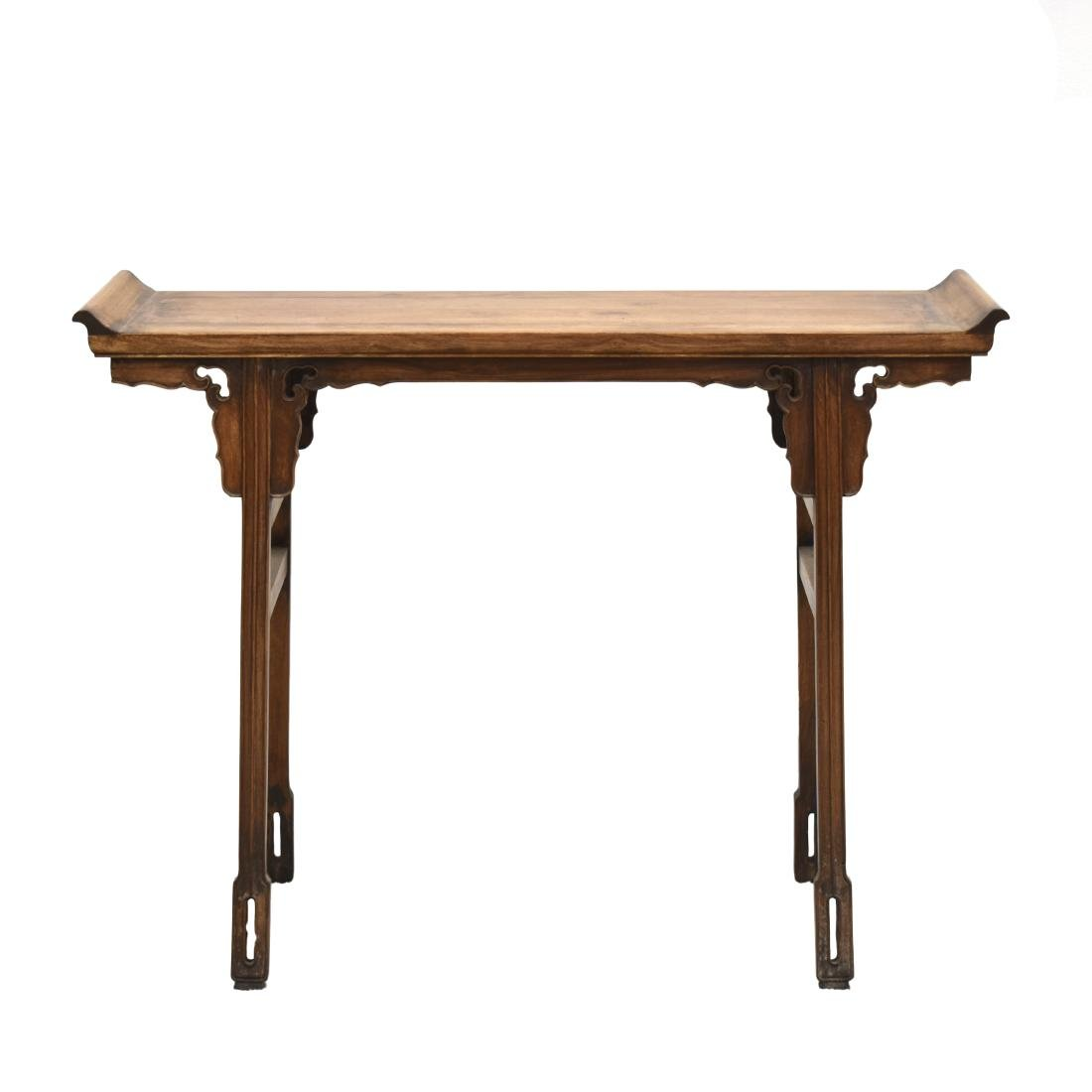 18/19TH C CHINESE ANTIQUE HUANGHUALI ALTAR TABLE
