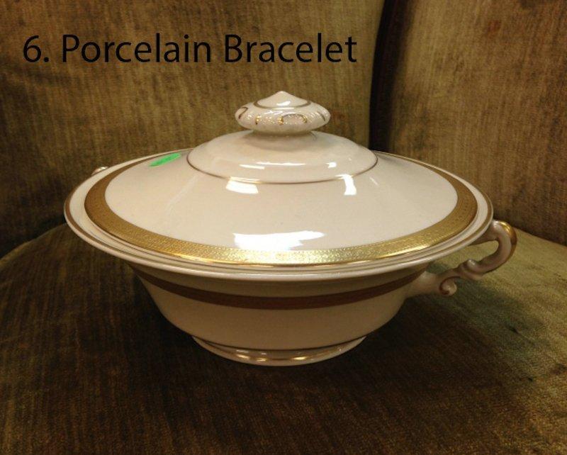 BRACELET -Porcelain