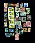 LOT OF MIXED FOREIGN STAMPS