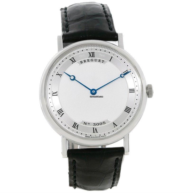 Breguet Classique Automatic Ultra Thin Watch 5156