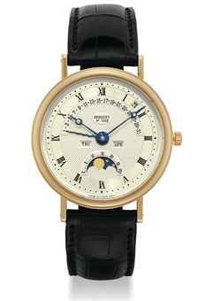 Breguet Classic Automatic Moon Phases