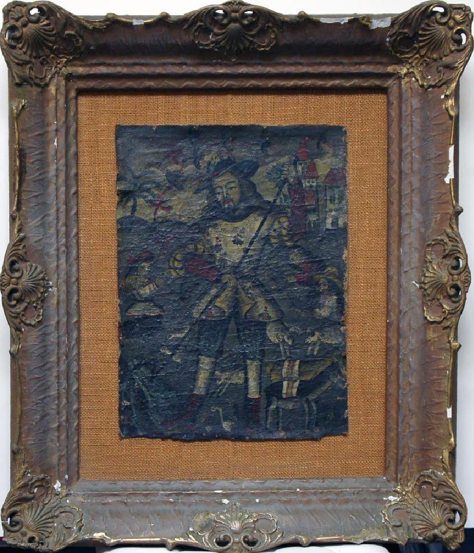 Artist Unknown-18th-19th C.,  Hispanic 18th-19th C. ?,