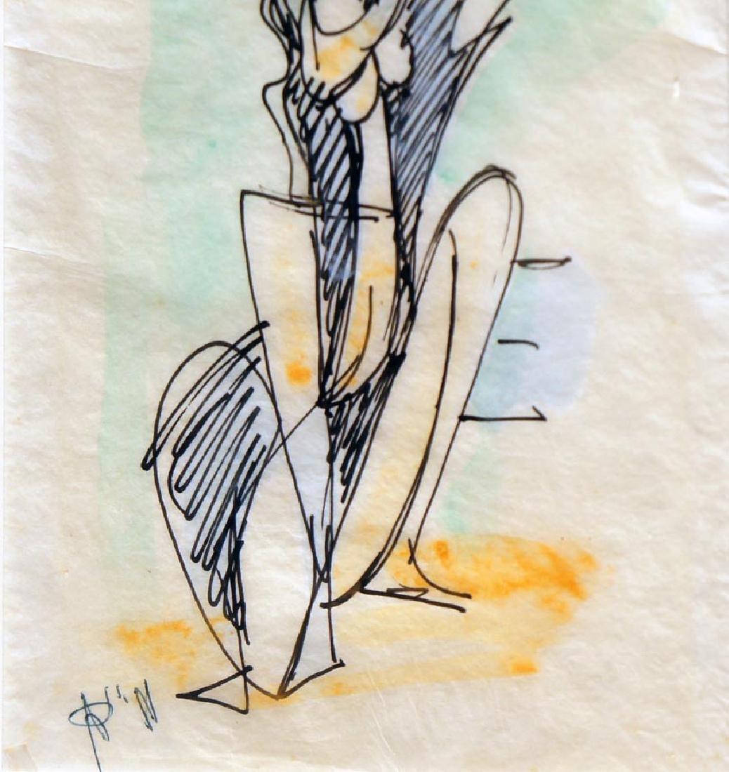 Janco, Marcel,  (Romanian-Israeli 1895-1984), - 3