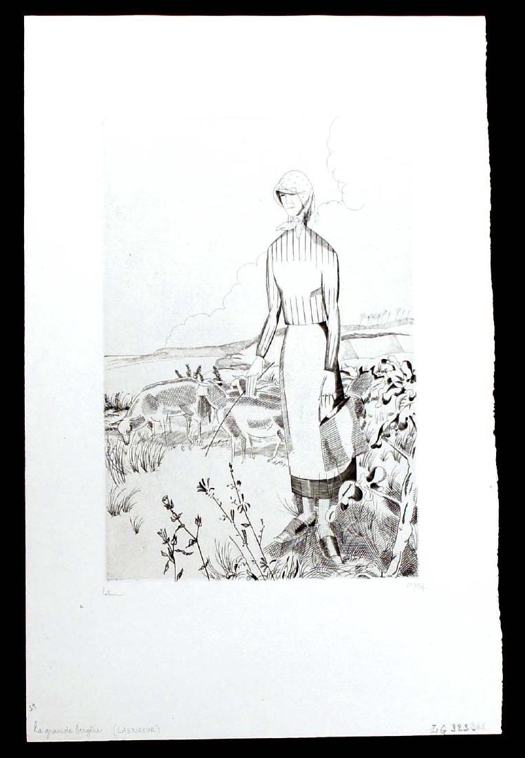Laboureur, Jean-Emile,  French 1877-1943,