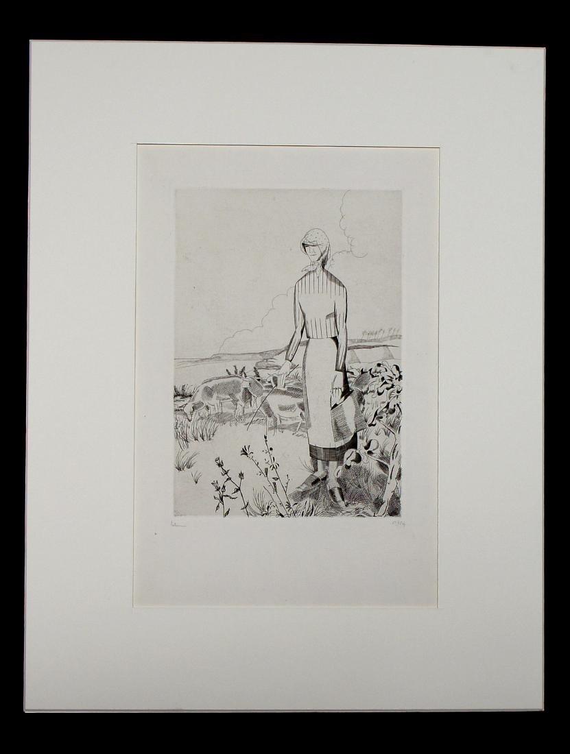 Laboureur, Jean-Emile,  French 1877-1943, - 2
