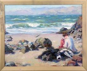 Olsson, Julius (Attributed),  British (1864-1942),